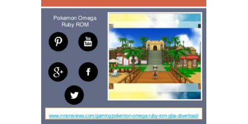 🌷 Pokemon omega ruby version gba download | Play Pokemon