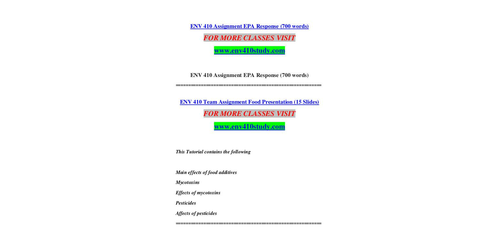 env410 toxicology worksheet Teacheth man that which he knew not independentuniversity, bangladesh spring 2018 semester courses and class schedule undergraduate programme.