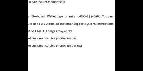 Walmart Phone Number Call Now Skip The Wait Gethuman >> Customer Service Number 1 800 631 6981 Blockchain Wallet Help Number