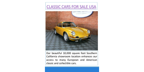 Classic Cars Online Classic Mercedes For Sale