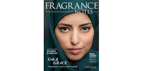 Fragrance Notes Issue 1, 2019
