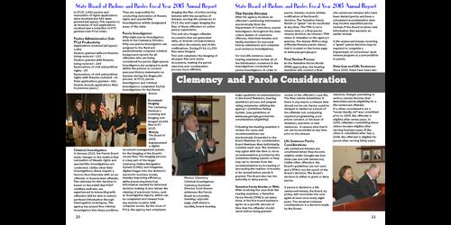 GA Parole FY2015 Annual Report - Page 21