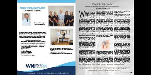 Texoma Living Well Magazine January/February 2016 - Page 36