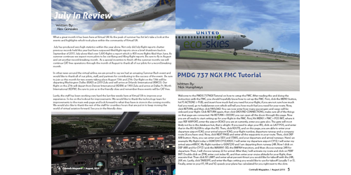 737 Fmc Tutorial