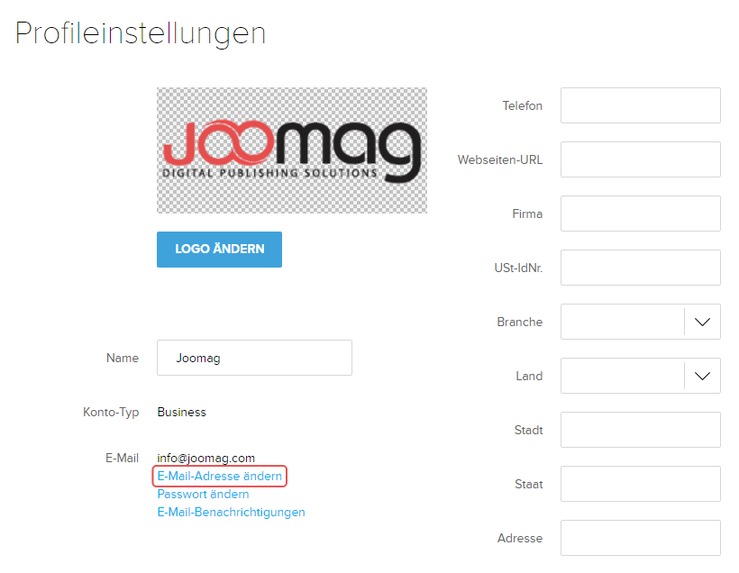 https://www.joomag.com/assets/kb/articles/DEUTSCH/Manage%20your%20Account/change%20email%200.png